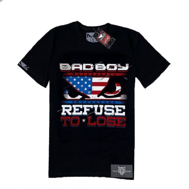 Футболка Bad Boy Refuse to lose