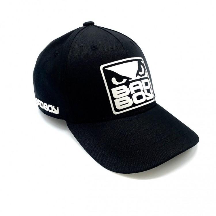 Бейсболка Bad Boy Big Logo black