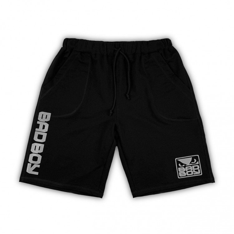 Шорты Bad Boy Classic black/gray