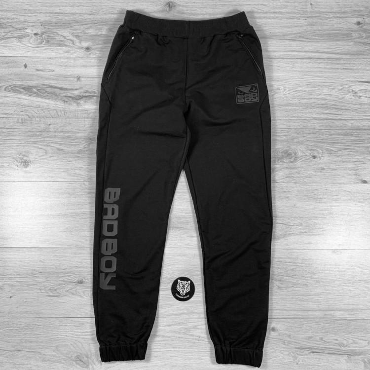 Спортивные штаны Bad Boy Logo Classic black