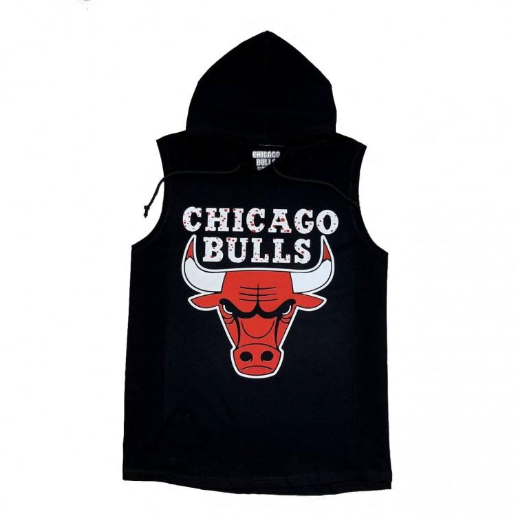 Безрукавка Chicago Bulls black