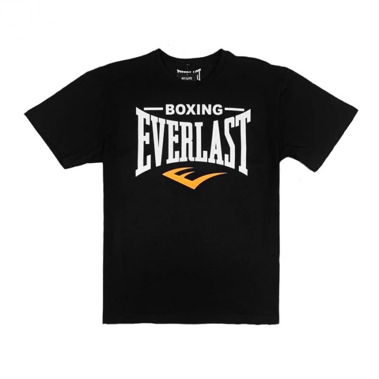 Футболка Everlast Boxing Black
