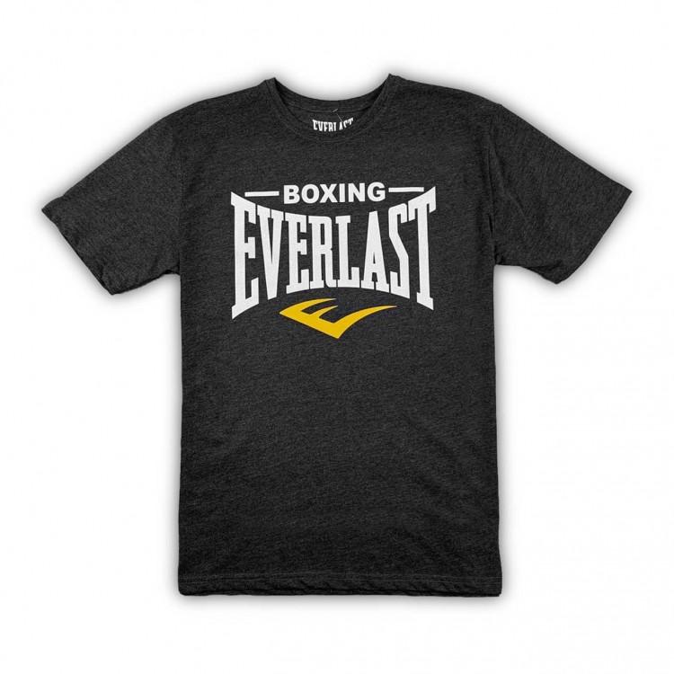 Футболка Everlast Boxing gray