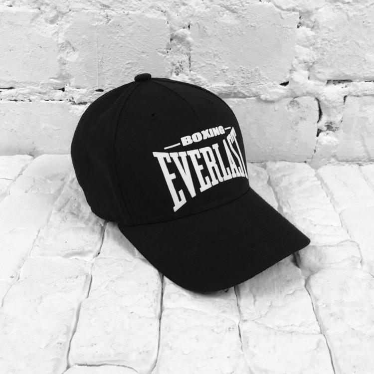 Бейсболка Everlast Boxing black