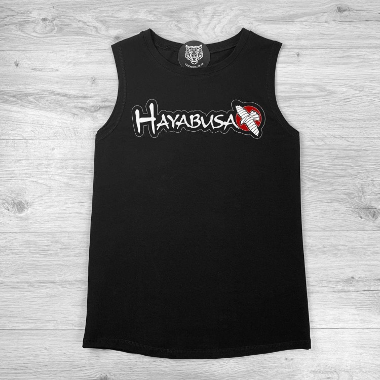 Майка Hayabusa Classic black