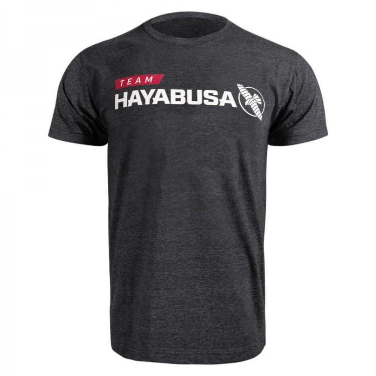 Футболка Hayabusa Team T-Shirt - black