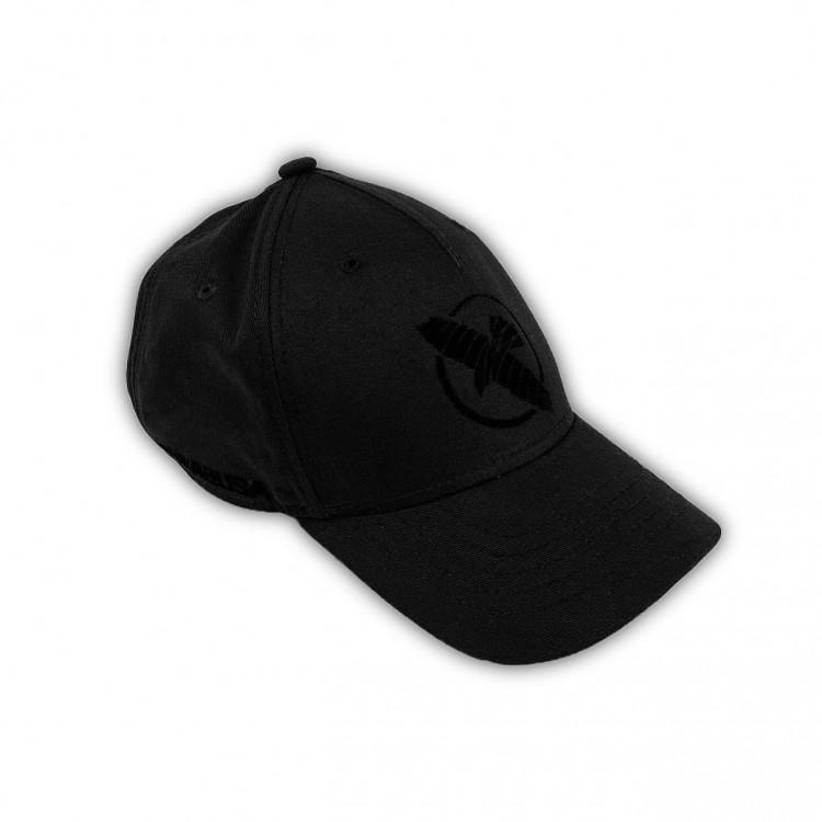 Кепка HAYABUSA Logo black all