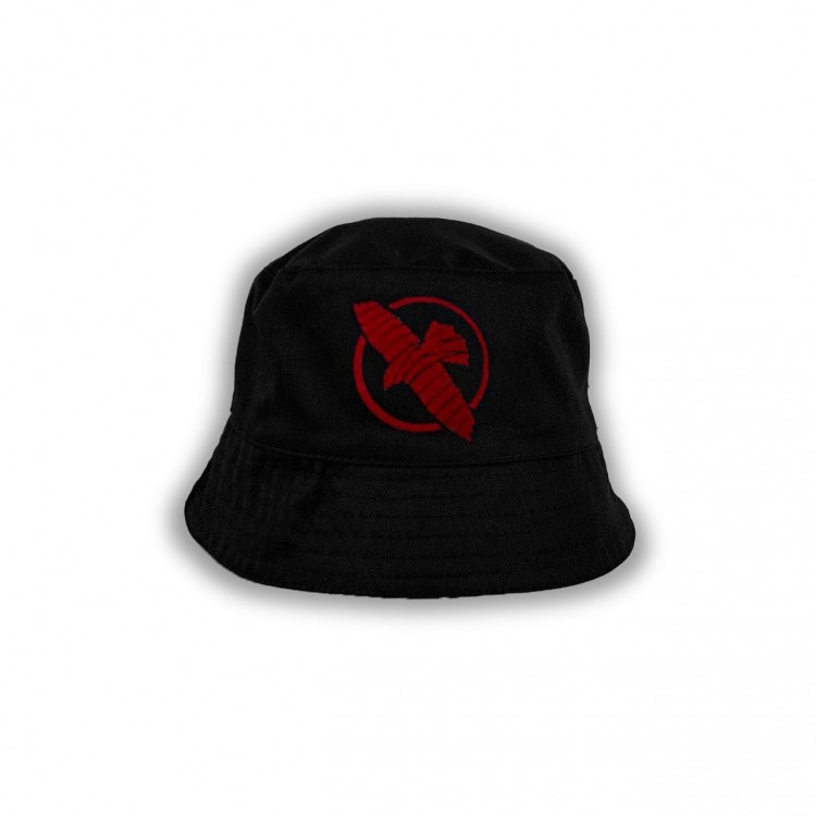 Панамка Hayabusa Classic black/red