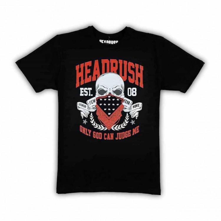 Футболка Headrush Jim Miller Fear None Walkout T-Shirt
