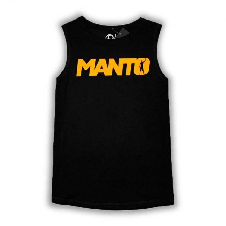 Майка Manto Champion black