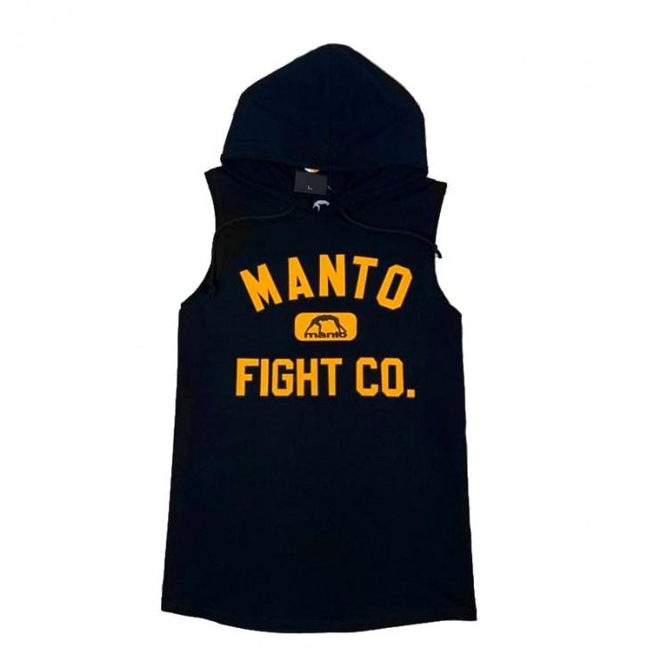 Безрукавка Manto Fight CO. black