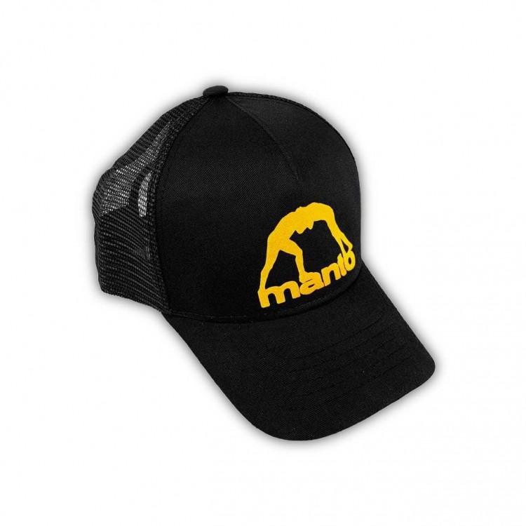 Кепка Tracker Manto Classic black/yellow