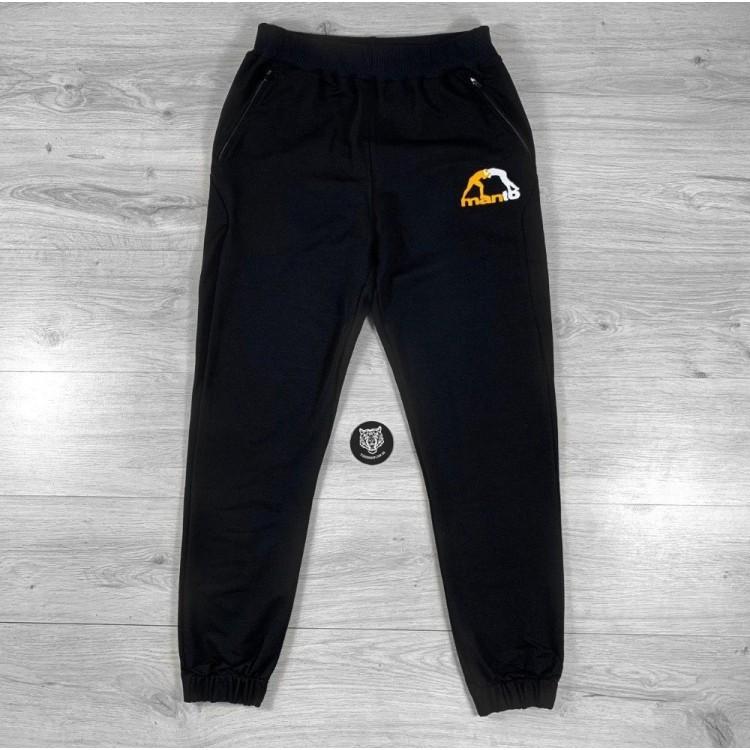 Спортивные штаны Manto Classic Logo black