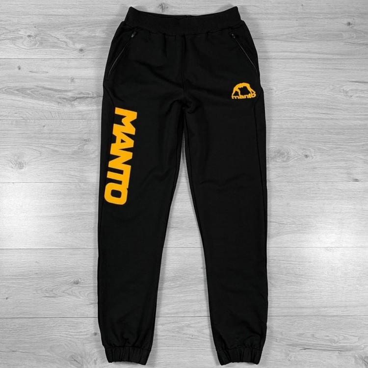 Спортивные штаны Manto Classic New black