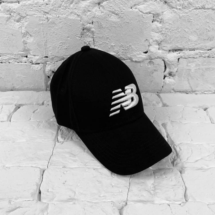 Кепка New Balance black/white