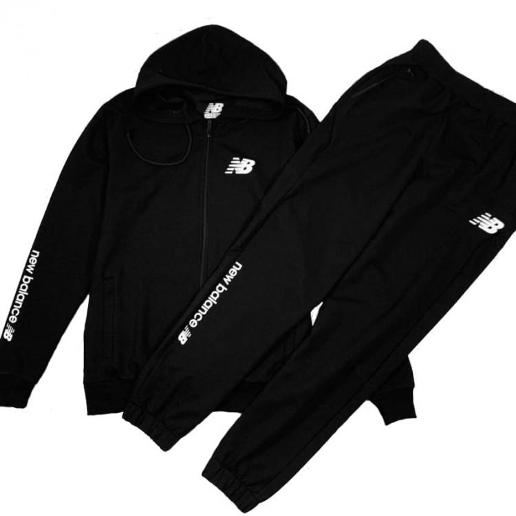 Спортивный костюм NEW BALANCE TENACITY black