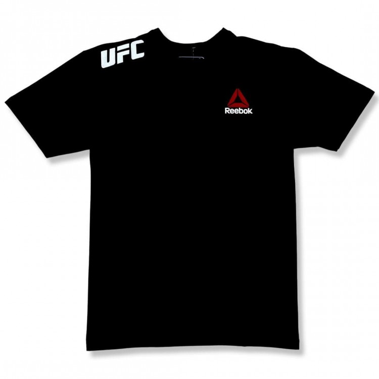 Мужская футболка Reebok UFC Fight Night Athletic Short Sleeve T-Shirt