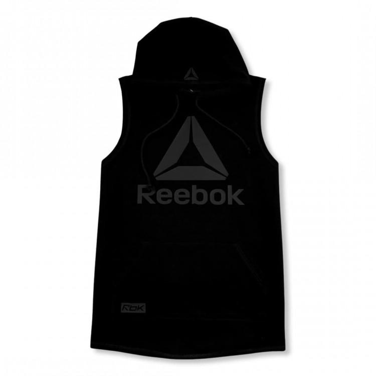 Безрукавка мужская Reebok Delta Vest Mens black all