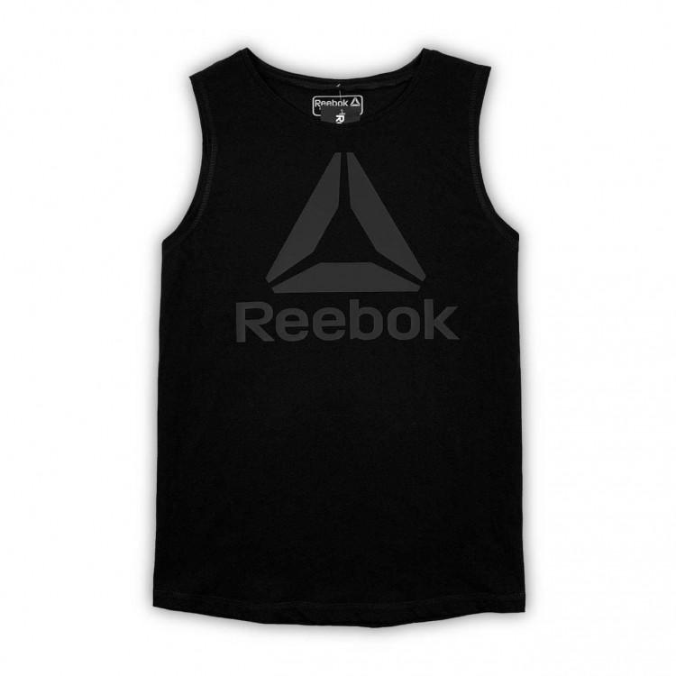 Майка мужская Reebok Delta Vest Mens black all