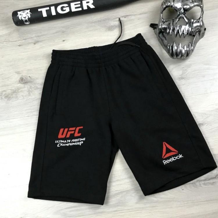 Шорты Reebok UFC black