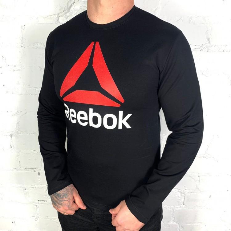 Лонгслив Reebok Sportstyle Logo CF black