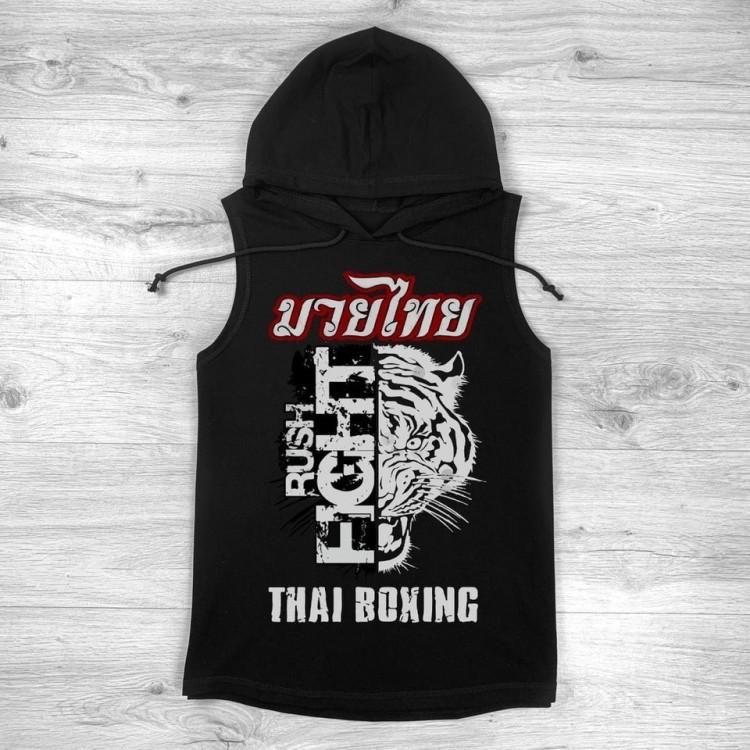 Безрукавка ST Push Fight Thai Boxing