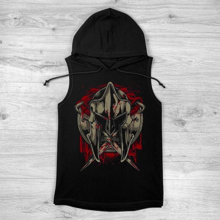 Безрукавка ST Shield and Blood  black