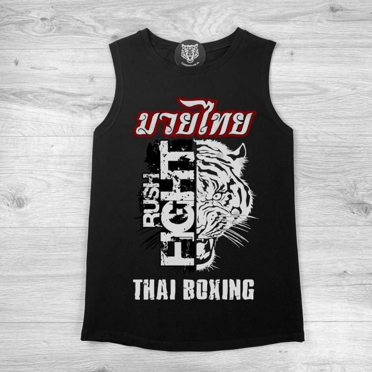 Майка ST Push Fight Thai Boxing