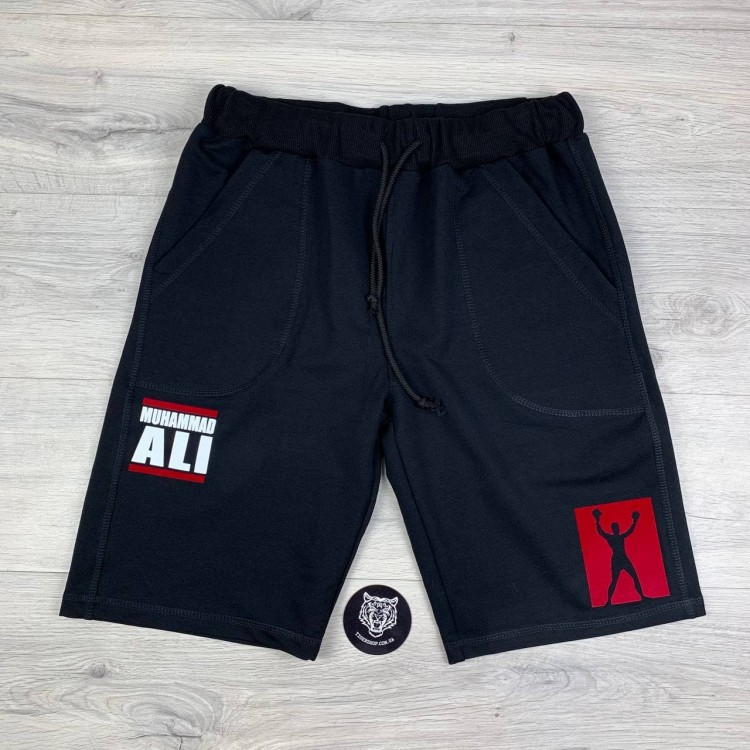 Спортивные шорты ST ALI black/red