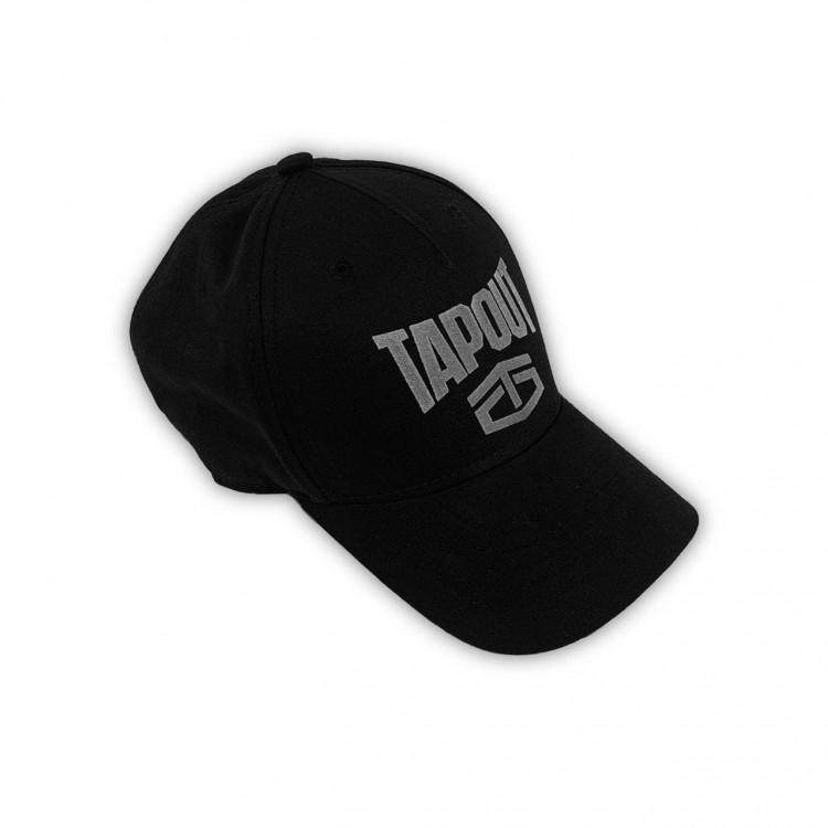 Бейсболка TapOut Classic Cap black/gray