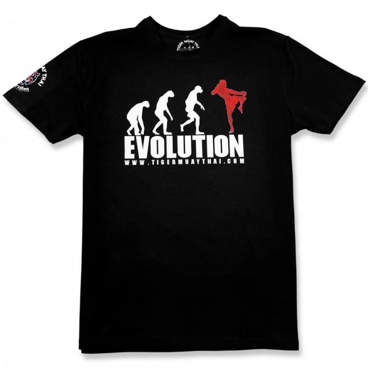 Футболка Tiger MT Evolution black