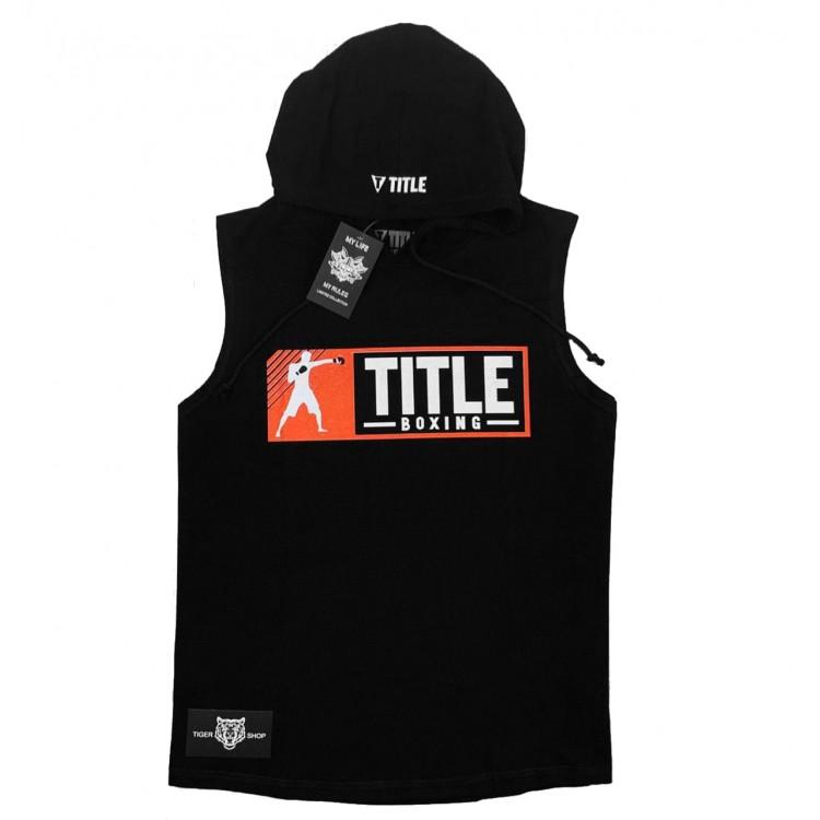 Безрукавка Title Boxing Form Tee black
