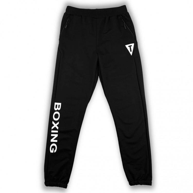 Спортивные штаны Title Boxing black/white