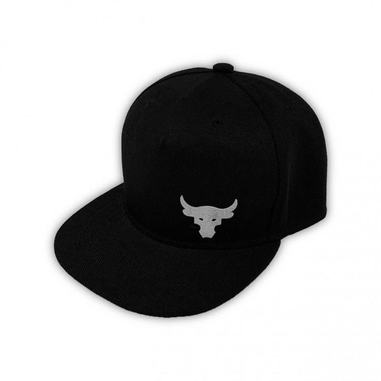 Snapback UA Project Rock Little Logo black