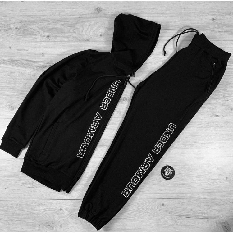 Спортивный Костюм Under Armour  Transparent Logo black/gray