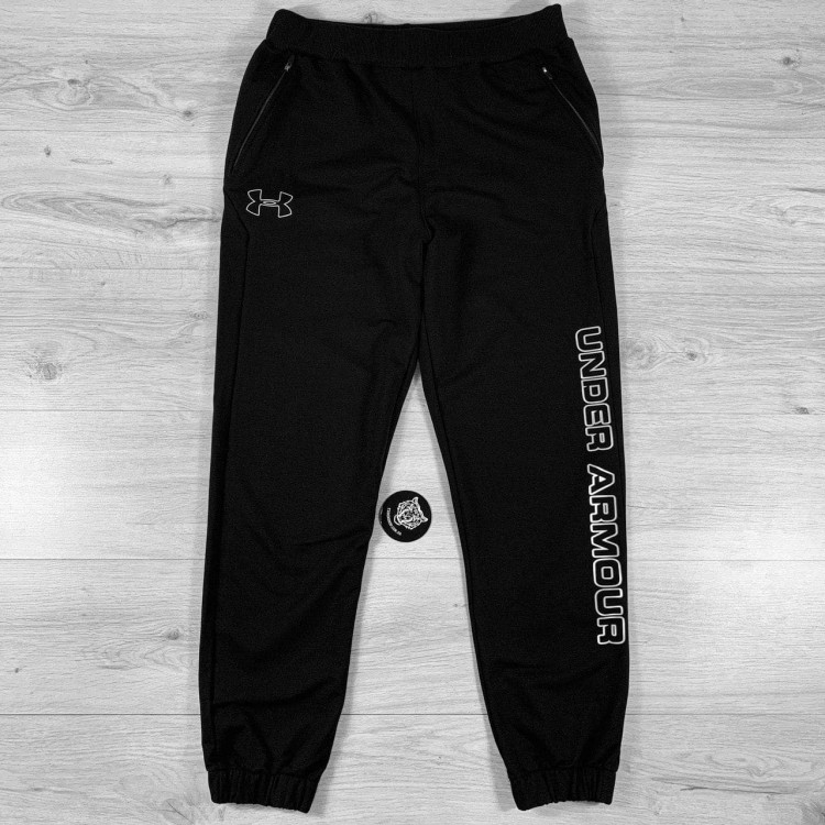 Спортивные штаны Under Armour  Transparent Logo black/gray