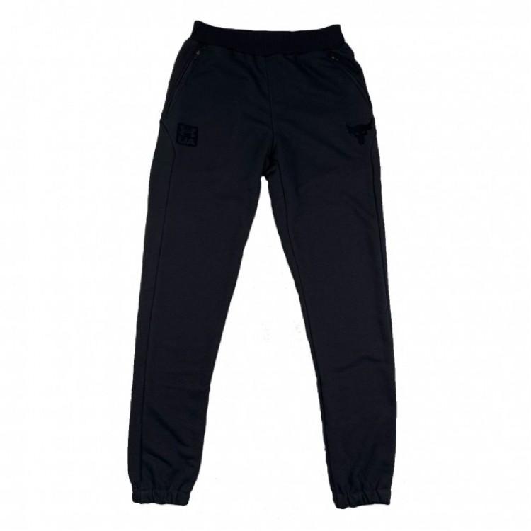 Спортивные штаны UA Project Rock CC black