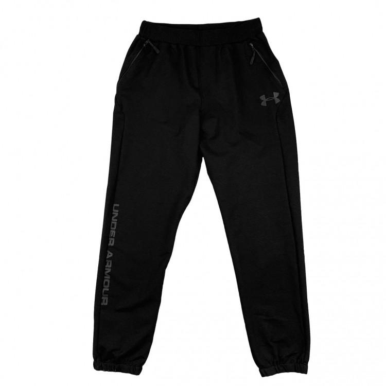 Спортивные штаны Under Armour black all