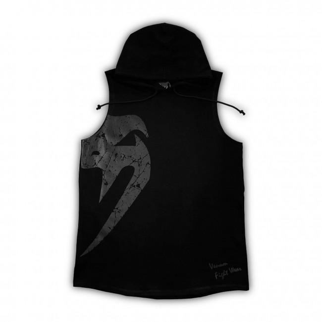 Безрукавка Venum Giant hooded black all