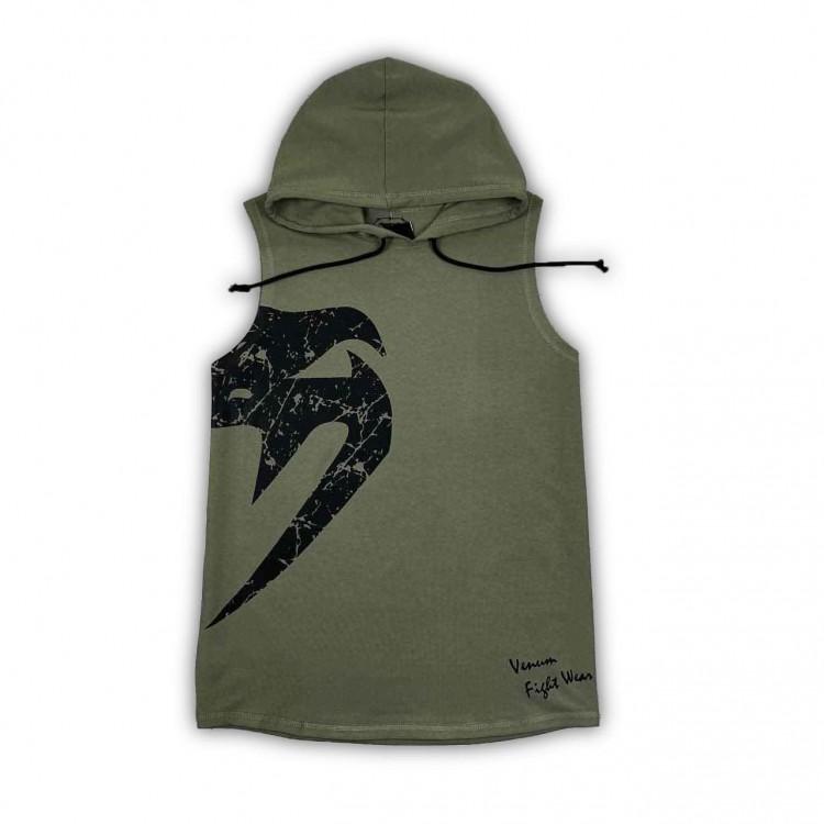 Безрукавка Venum Giant hooded khaki