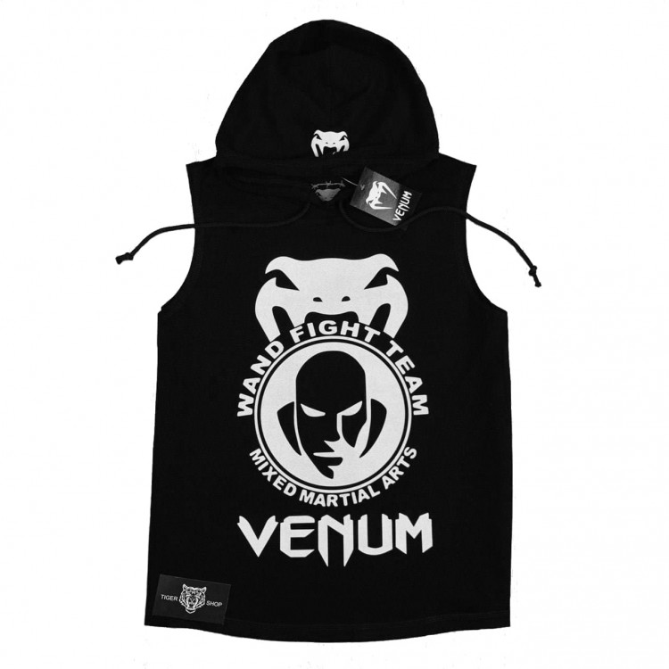 Безрукавка Venum Wand Fight Team black