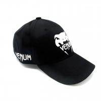 Бейсболка Venum Logo Classic black/white
