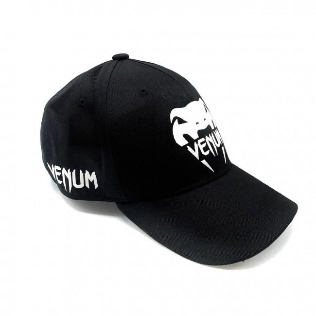 Бейсболка Venum Logo Classic black