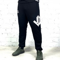 Штаны спортивные Venum Arrow Loma Signature Collection Training  black/white