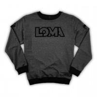 Свитшот Venum Arrow Loma Signature Collection Training gray/black